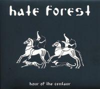 HATE FOREST (Ukr) - Hour Of Our Centaur, LP (White vinyl)