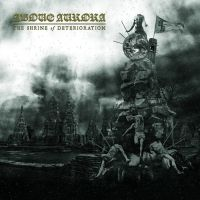 ABOVE AURORA (Pol) - The Shrine of Deterioration, CD