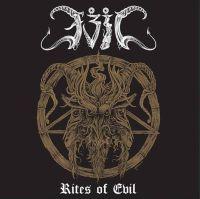 EVIL (Jpn) - Rites of Evil, CD