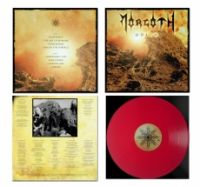 MORGOTH (Ger) - Odium LP (Red)
