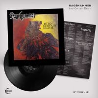 RAGEHAMMER (Pol) - Into Certain Death, LP