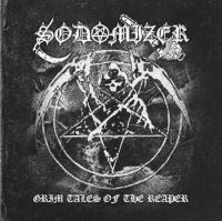 SODOMIZER (Bra) - Grim Tales of the Reaper, CD