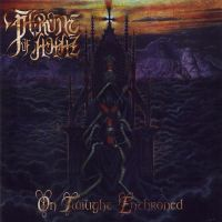 THRONE OF AHAZ (Swe) - On Twilight Enthroned, LP