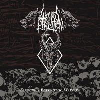 WOLVES OF PERDITION (Fin) - Ferocious Blasphemic Warfare, CD