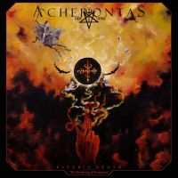 ACHERONTAS (Gre) - Psychic Death - The Shattering of Perceptions, DigiCD