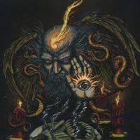 ALEYNMORD (USA) - The Blinding Light, LP