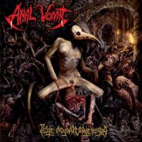 ANAL VOMIT (Per) -  Peste negra, muerte negra, LP