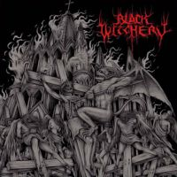 BLACK WITCHERY (USA) - Inferno Of Sacred Destruction, LP (Splatter vinyl)
