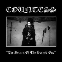 COUNTESS (Hol) - The Return Of The Horned One, LP