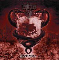DESTRÖYER 666 (Aus) - Defiance, GFLP + Poster