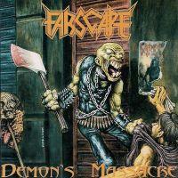 FARSCAPE (Bra) - Demon's Massacre, LP (orange vinyl)
