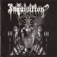INQUISITION (Col) - Invoking the Majestic Throne of Satan, CD