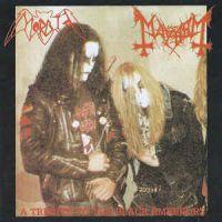 MORBID (Swe) / MAYHEM (Nor) - A Tribute to the Black Emperors, CD