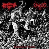 MORBOSIDAD (USA) / UNGOD (Ger) - Manifestación del Anticristo, CD