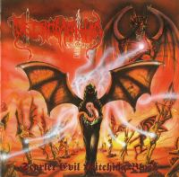 NECROMANTIA (Gre) - Scarlet Evil Witching Black, CD