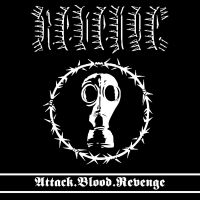 REVENGE (Can) - Attack.Blood.Revenge, LP