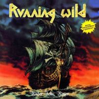 RUNNING WILD (Ger) - Under Jolly Roger, LP (1st Press!)