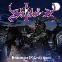 SATANICA (Jap) - Resurrection of Devil's Spirit, CD