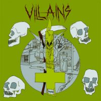 VILLAINS (USA) - Road to Ruin, CD