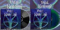 VITAL REMAINS (USA) - Forever Underground, LP