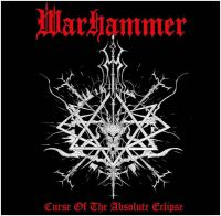 WARHAMMER (Ger) - Curse of the Absolute Eclipse, LP (red vinyl, Brazilian edition)
