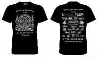 UNDER THE BLACK SUN 2019 - Official Festival Shirt