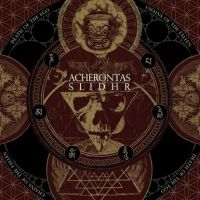 ACHERONTAS (Gr) / SLIDHR (Ire) - Death Of The Ego / Chains of the Fallen, DigiCD