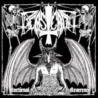 BEASTCRAFT (Nor) - Nocturnal Reverence, EP