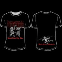 BLASPHEMY (Can) - Blood Upon The Altar, TS