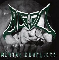BLOOD (Ger) - Mental Conflicts, LP