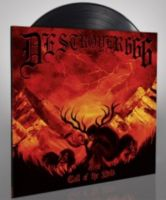 DESTRÖYER 666 (Aus) - Call Of The Wild, EP (Yellow Vinyl)