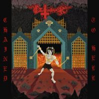 DEATHHAMMER (Nor) - Chained to Hell, LP