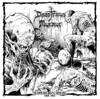 DISASTROUS MURMUR (At) -  Skinning Beginning 1989 - 1991, Milky White LP