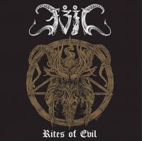 EVIL (Jp) - Rites of Evil, LP