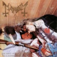 MAYHEM (Nor) - The Dawn of the Black Hearts - Live in Sarpsborg, Norway 28/2, 1990, CD
