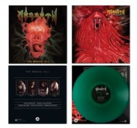 "MORGOTH (Ger) - The Eternal Fall/Resurrection Absurd POISONOUS GREEN 12"" Vinyl"