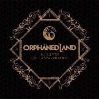 "ORPHANED LAND (Isr) - Orphaned Land & Friends 25th Anniversary, 4x7"" Box"