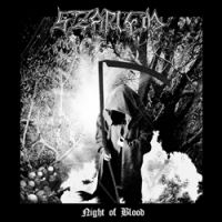 SZARLEM (Ger) - Night Of Blood, LP
