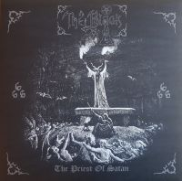 THE BLACK (Swe) - The Priest Of Satan, CD