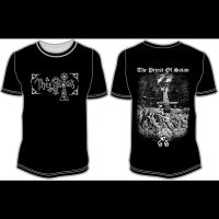 THE BLACK (Swe) - The Priest of Satan, TS