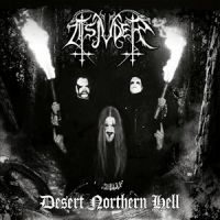 TSJUDER (Nor) - Desert Northern Hell, White DLP