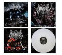 UNLEASHED (Swe) - Shadows In The Deep, White LP