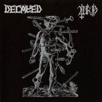 URN (Fin) / DECAYED (Pt) -  Morbid Death  / The Nameless Wraith, CD
