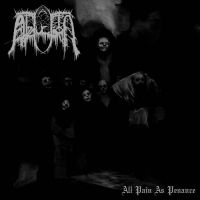 ABDUCTION (UK) - All Pain as Penance, CD