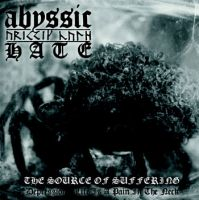 ABYSSIC HATE (Aus) - The Source of Suffering, CD