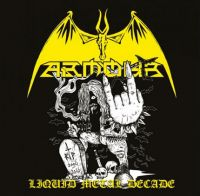 ARMOUR (Fin) - Liquid Metal Decade, CD