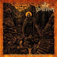 ARS VENEFICIUM (Bel) - The Reign Of The Infernal King, LP