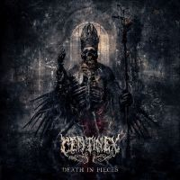 CENTINEX (Swe) - Death in Pieces, CD