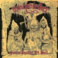 WHIPSTRIKER (Bra) - Seven Inches Of Hell, 2LP