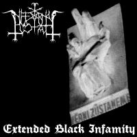 INFERNAL GOAT (Ita) - Extented Black Infamity/Motorpanzers, EP